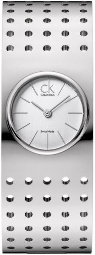 Calvin Klein Analog Quarz Edelstahl K8323120