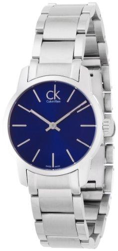Calvin Klein XS ck city Analog Quarz Edelstahl K2G2314N