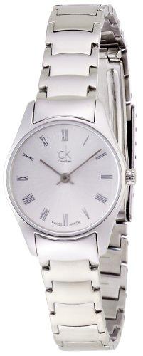Calvin Klein XS ck classic Analog Quarz Edelstahl K4D2314Z
