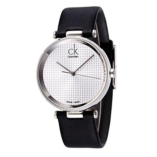 Calvin Klein XL Sight Analog Leder K1S21120
