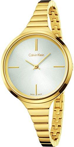 Calvin Klein lively K4U23526 Damenarmbanduhr Design Highlight