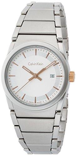 Calvin Klein STEP K6K33B46 Damenarmbanduhr Swiss Made