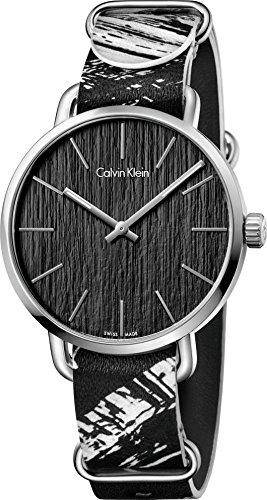 Calvin Klein EVEN K7B211L1 Unisexuhr Swiss Made