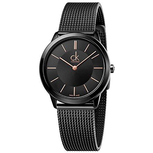 Calvin Klein Minimal Damen Armbanduhr K3M22421