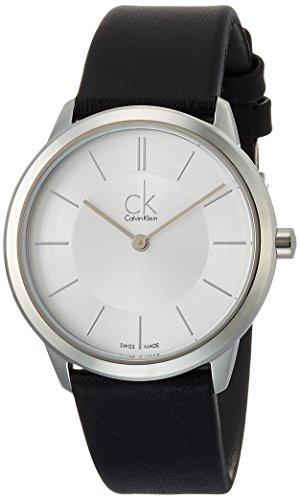 Calvin Klein Minimal Damen Quarzuhr K3M221C6