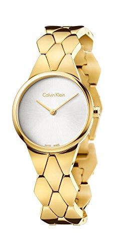 Calvin Klein Snake K6E23546 Damenarmbanduhr Swiss Made