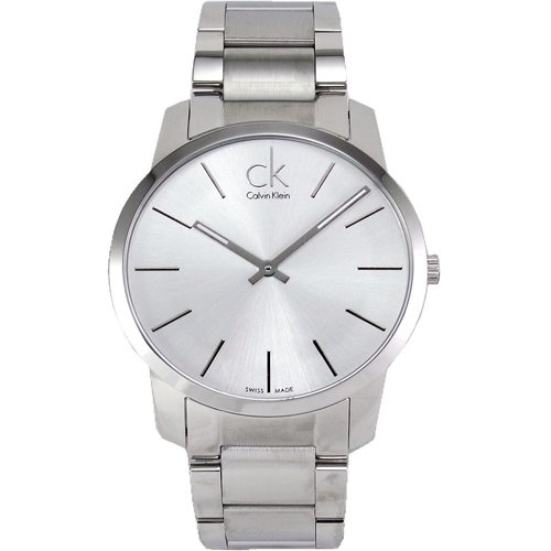 Calvin Klein Uhren K2G21126 Silber silber