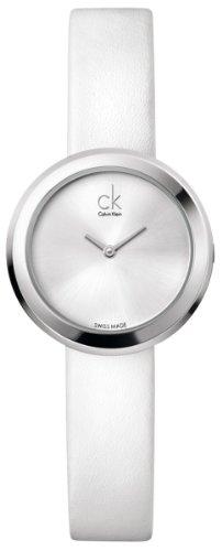 Damen Calvin Klein CK Fest Kleid Armbanduhr K3 N231L6