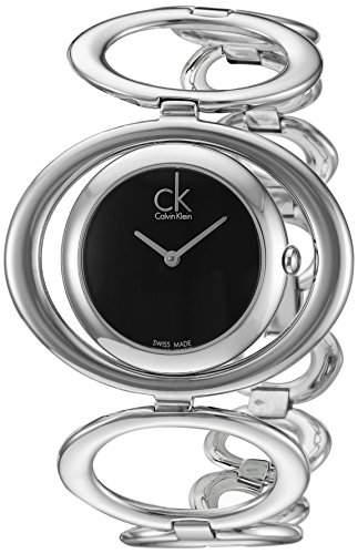 Calvin Klein Damenuhr Quarz Analog K1P23102
