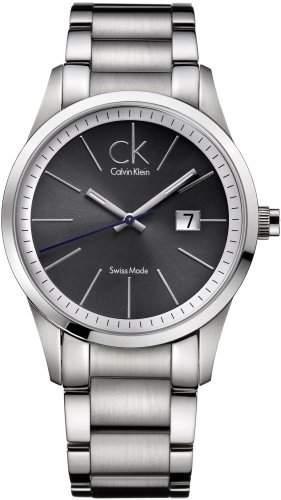 Calvin Klein Herren-Armbanduhr Bold Steel K2246107