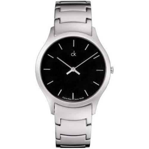 Calvin Klein Herren-Armbanduhr Analog Quarz Edelstahl K2611104