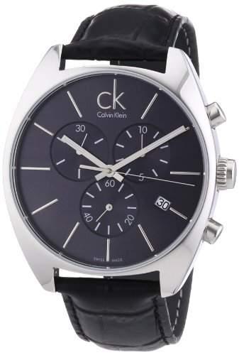 Calvin Klein Herren-Uhren Exchange K2F27107