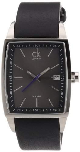 Calvin Klein Herren-Armbanduhr New Bold Square K3041107
