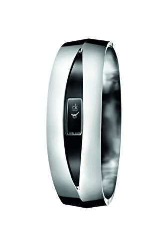 CK Damen-Armbanduhr XS Analog Quarz Edelstahl K4T2MC11