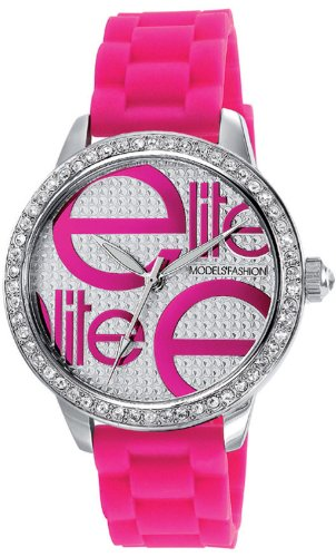 Elite Analog Multi Color Dial Womens Watch E52459G 212