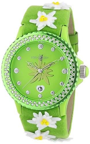 Damen-Armbanduhr EDELWIESE Analog Quarz Leder EZDG03