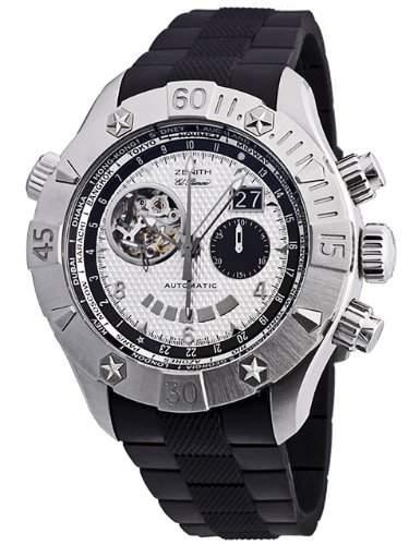 Zenith El Primero Chronograph Big Date Multicity 030526403701R642