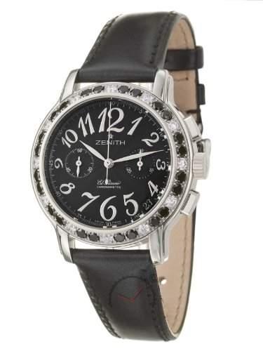 Zenith GlamRock El Primero Chronograph Chronometer Diamanten 161231400221