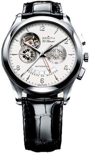 Zenith Herren Armbanduhr Automatik 03 0510 4021 01 C492