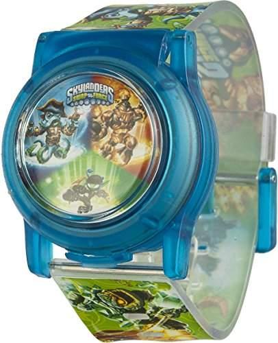Skylanders Swap-Kraft - Blinkende LCD Uhr