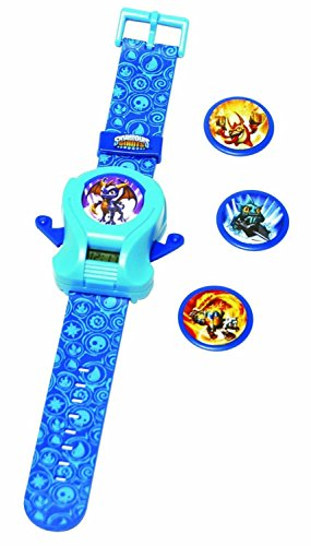Skylanders ChildrenHerren Armbanduhr Digital Kunststoff SKY53 mehrfarbig