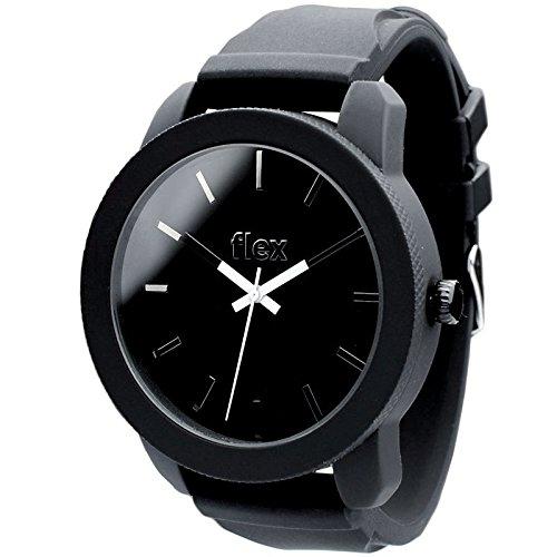 Armbanduhr Flexwatches Black Taylor