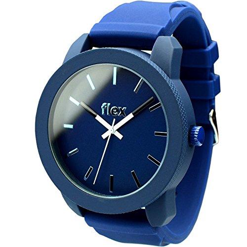 Armbanduhr Flexwatches Blue Taylor