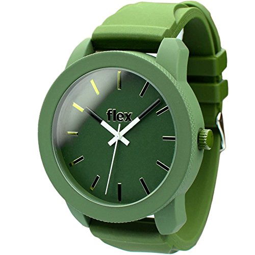 Armbanduhr Flexwatches Green Taylor