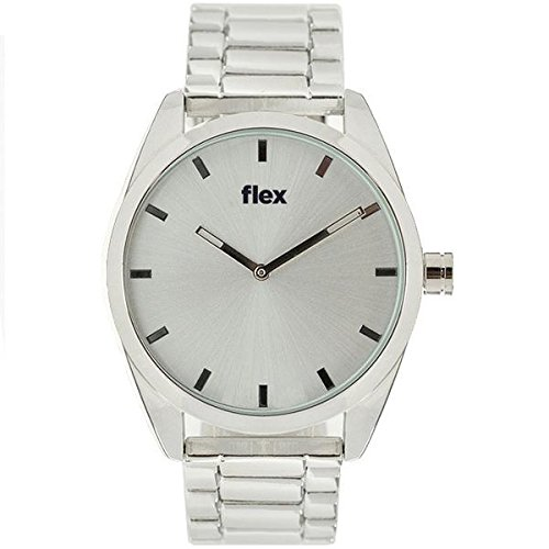 Armbanduhr Flexwatches Silver Bradly