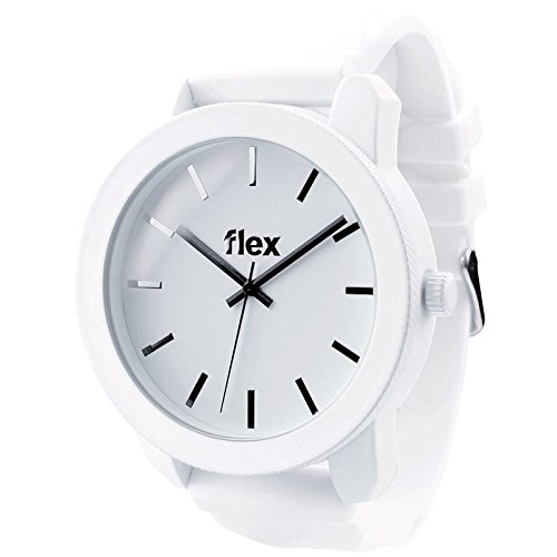 Armbanduhr Flexwatches White Taylor