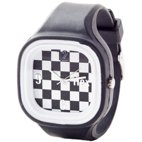 Flexwatches Chekered black