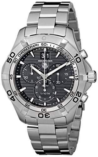 TAG Heuer Aquaracer Chronograph Quartz Grande Date CAF101EBA0821