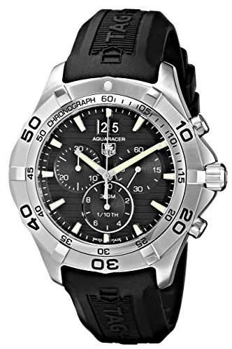 TAG Heuer Aquaracer Chronograph Quartz Grande Date CAF101EFT8011
