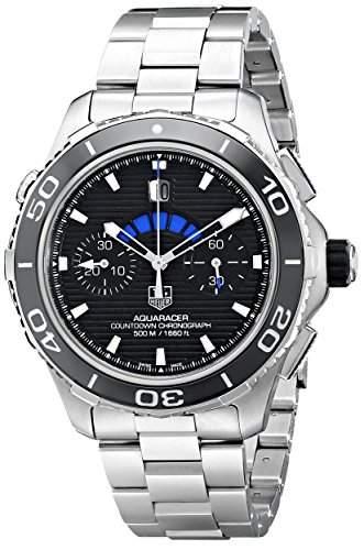 TAG Heuer Aquaracer 500m Calibre 72 Countdown Automatik Chronograph CAK211ABA0833