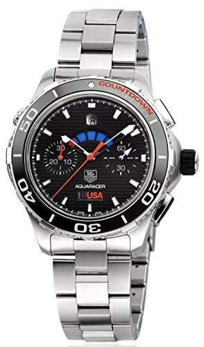 TAG Heuer Aquaracer 500m Calibre 72 Countdown Automatik Chronograph Americas Cup Limited Edition CAK211BBA0833