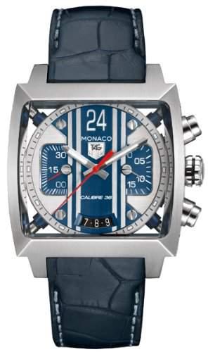TAG Heuer Monaco Twenty Four Calibre 36 Automatik Chronograph Steve McQueenLimited Edition CAL5111FC6299