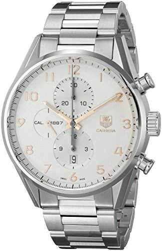 TAG Heuer Carrera Calibre 1887 Automatik Chronograph 43mm CAR2012BA0799