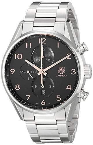 TAG Heuer Carrera Calibre 1887 Automatik Chronograph 43mm CAR2014BA0799
