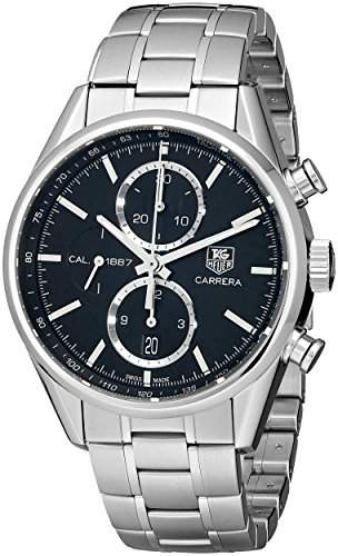 TAG Heuer Carrera Calibre 1887 Chronograph CAR2110BA0720