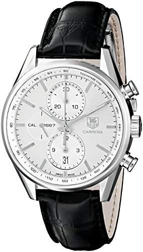 TAG Heuer Carrera Calibre 1887 Chronograph CAR2111FC6266