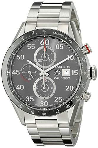 TAG Heuer Carrera Calibre 1887 Automatik Chronograph 43mm CAR2A11BA0799