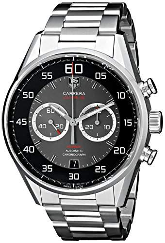 TAG Heuer Carrera Calibre 36 Chronograph Flyback 43mm CAR2B10BA0799
