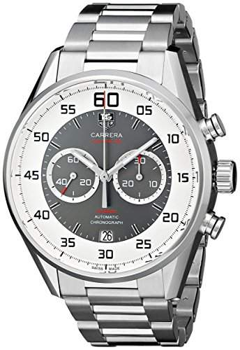 TAG Heuer Carrera Calibre 36 Chronograph Flyback 43mm CAR2B11BA0799