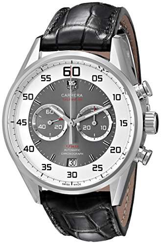 TAG Heuer Carrera Calibre 36 Chronograph Flyback 43mm CAR2B11FC6235