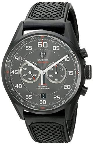 TAG Heuer Carrera Calibre 36 Chronograph Flyback Racing 43mm CAR2B80FC6325