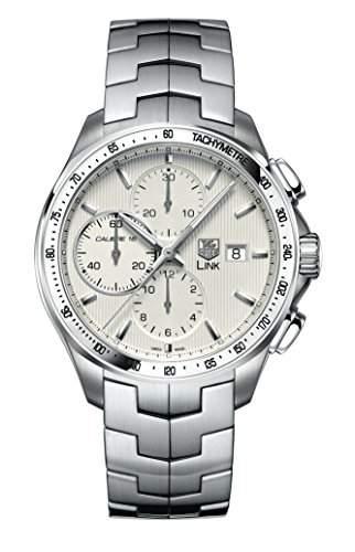 TAG Heuer Herren-Armbanduhr Chronograph Automatik Edelstahl CAT2011BA0952