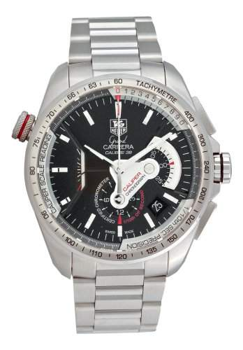 TAG Heuer Grand Carrera Automatik Chronograph Calibre 36 RS2 CAV5115BA0902