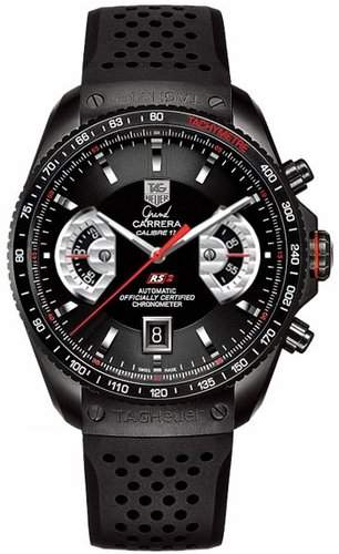 TAG Heuer Grand Carrera Chronograph Calibre 17 RS CAV518BFT6016