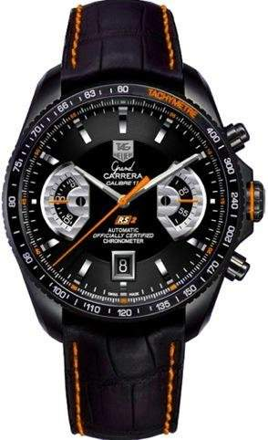 TAG Heuer Grand Carrera Chronograph Calibre 17 RS CAV518KFC6268