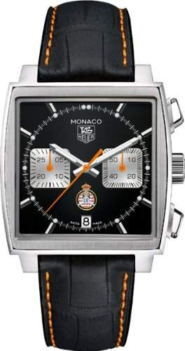 TAG Heuer Monaco Calibre 12 Automatik Chronograph ACM Automobile Club de Monaco Limited Edition CAW211KFC6311